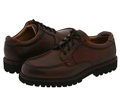 Dockers Glacier (Dark Tan Leather) Men