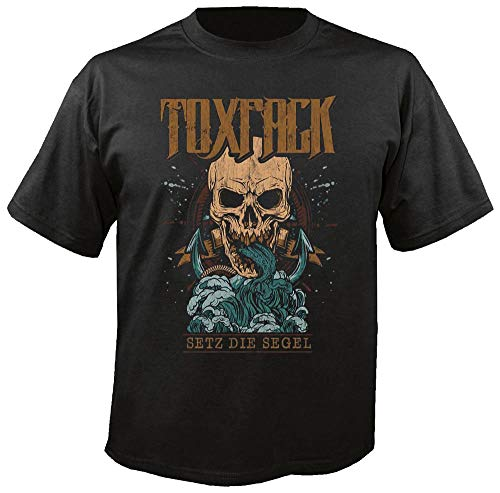 TOXPACK - Setz die Segel - T-Shirt Größe M