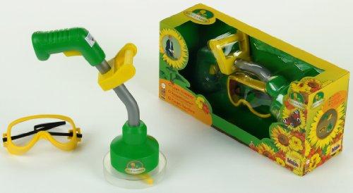 Theo Klein 2626 - Kids Garden Rasentrimmer mit Brille