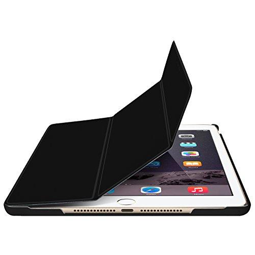 Macally BSTAND5-B Custodia per Tablet 24,6 cm (9.7') Custodia a Libro Nero