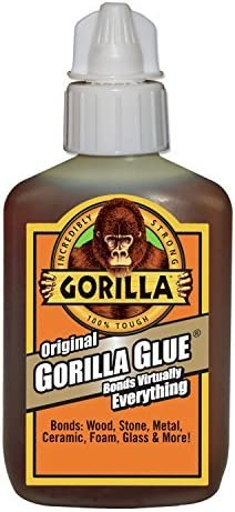 Gorilla 50002-10 Original Glue 2 Brown oz Limited San Francisco Mall time trial price Pack 10 1-Pack
