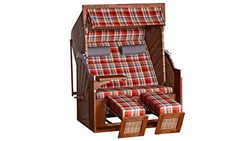 DEVIRES Strandkorb PURE® Comfort XL 429 - 2