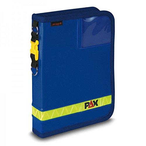 PAX® Fahrtenbuch DIN A5 - hoch - Navitasche, Farbe:Dunkelblau
