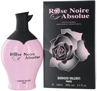 Rose Noire Absolue Eau De Parfum Spray 3.3 Oz By Giorgio Valenti 1 pcs sku# 963109MA