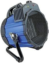 Comfort Zone PowerGear CZ285 1500 Watt Portable Ceramic Utility Heater with Pivoting Cradle Base