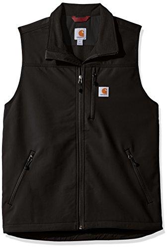 Carhartt Men's Denwood Vest, Black, X-Large
