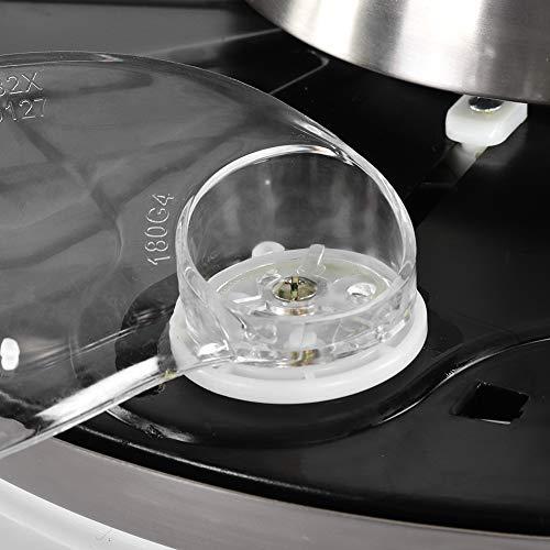 AYNEFY Ventilador de Techo de 4 aspas, LED Chips Ventilador de Techo teledirigido LED para Oficina para el hogar