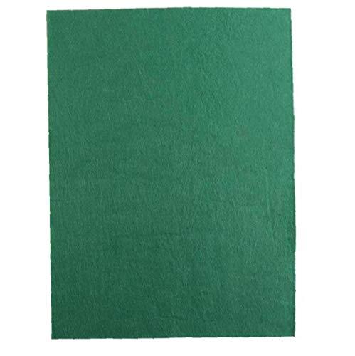 PiniceCore 1 Pcs30x20cm Fieltro Láminas De Tejido De Artesanía Artesanía A4 Grueso De Costura del Pegamento DIY Scrapbooking De Papel (Color Azar)