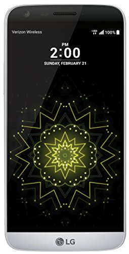LG G5, Silver 32GB (Verizon Wireless)