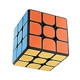 Magic Toy Educación Ciencia Regalo Original Bluetooth Cubo Accesorios del Coche de Puerta de Enlace Vinculación 3x3x3 Cubo Square Puzzle Magnético para experimentos científicos