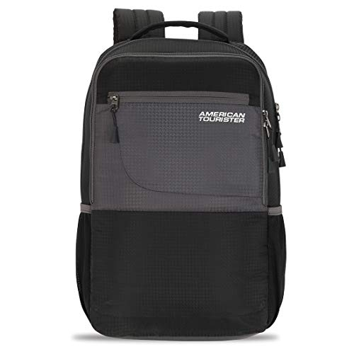 American Tourister Caspar Nxt 22 Ltrs Grey Laptop Backpack (GM0 (0) 08 003)