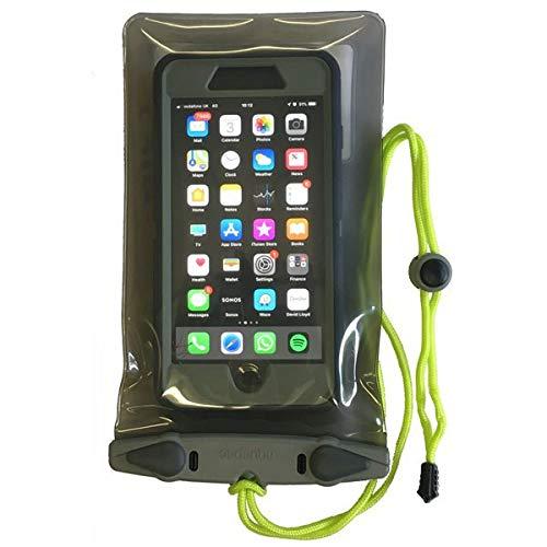 Aquapac 'Classic' Waterproof Phone Cases (PlusPlus) Grey
