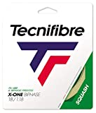 Tecnifibre X-One BIPHASE Cordaje Squash Set 12m-TR
