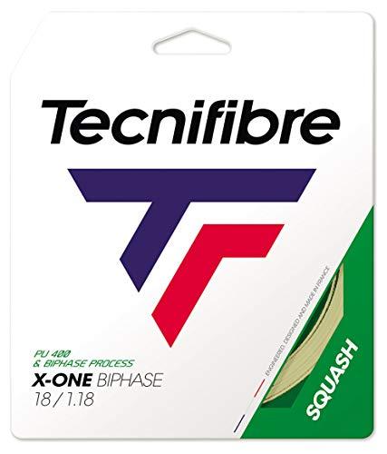 Tecnifibre X-One BIPHASE Cordaje Squash Set 12m-TR