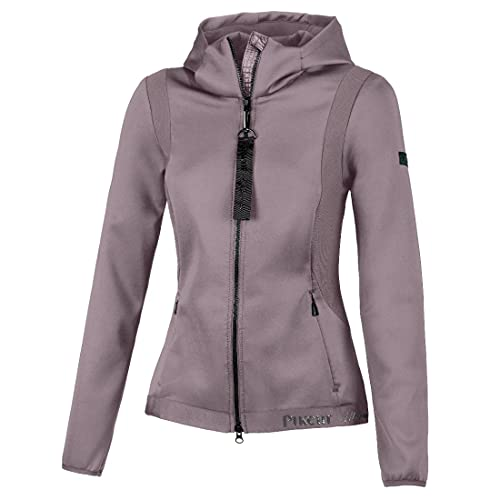 PIKEUR Damen Fleecejacke LYS New Generation Collection Frühjahr/Sommer 2021,heath, 38