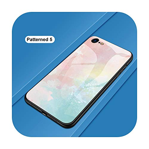 Phonecase - Carcasa de cristal templado para Samsung Galaxy J4 J6 J8...