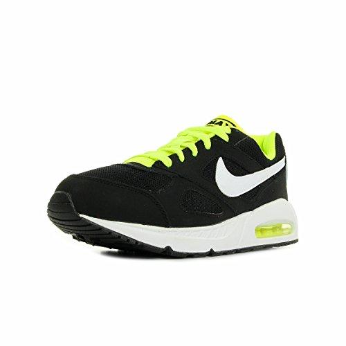 Nike Air Max IVO (GS), Chaussures de Running Homme, Noir (Noir/Blanc-Volt), 38