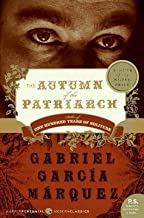 The Autumn of the Patriarch[AUTUMN OF THE PATRIARCH][Paperback]