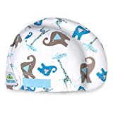 Tortle Lucky Elephant Adjustable Repositioning Beanie, Corrective for Flat Head Syndrome (Large)