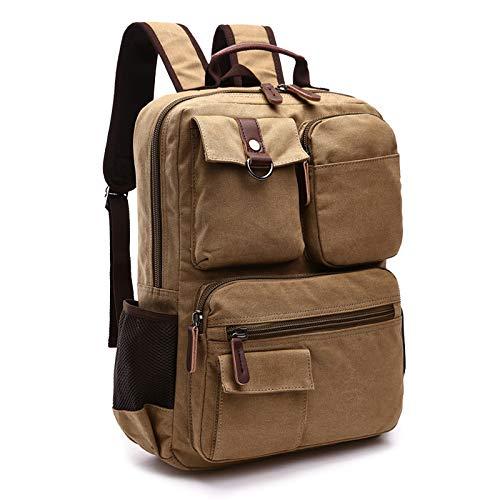 NKns Camping Gear Bag Rucksack Reise-Accessoires Laptoptasche Lehrer Geschenke Männer College Supplies
