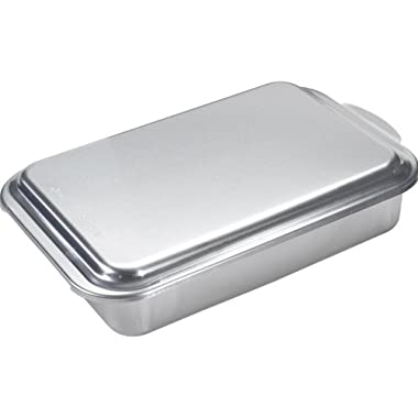 Nordic Ware Classic Metal 9x13 Covered Cake Pan