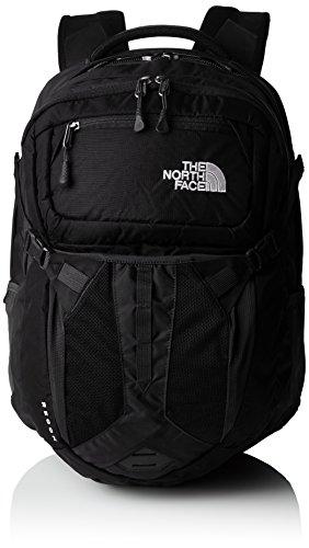 North Face Recon - Mochila, color negro, talla única (31 L)