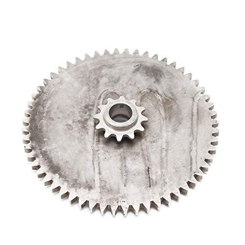 Why Should You Buy Husqvarna 532102121 Tiller Gear and Sprocket Genuine Original Equipment Manufactu...