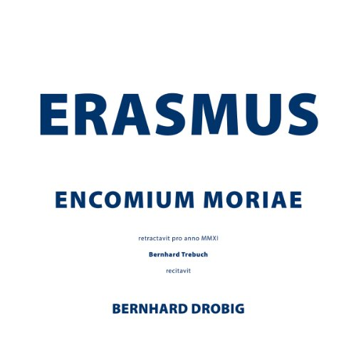 Encomium Moriae audiobook cover art