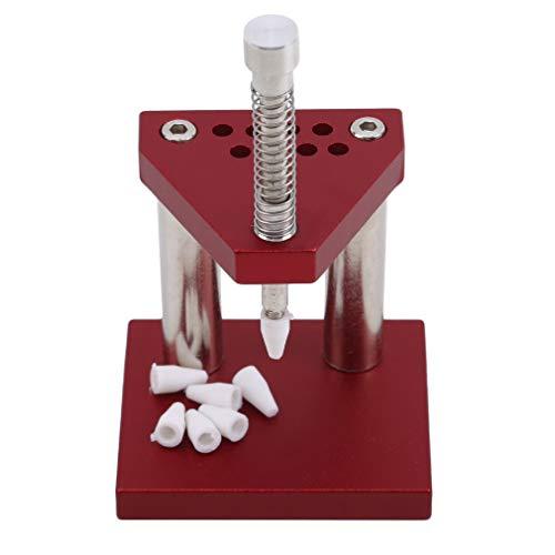 SHIJIAN Uhrwerk Reparatur Professionelle Versicherung Uhr Handkolben Abzieher Remover Set Uhrenteile Reparatur Uhrmacher Werkzeug