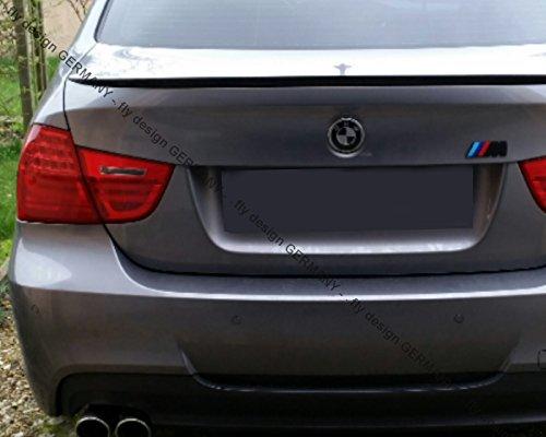Car-Tuning24 53345752 wie Performance und M3 3er 2005-2013 E90 SPOILER fertig lackiert slim HECKSPOILER