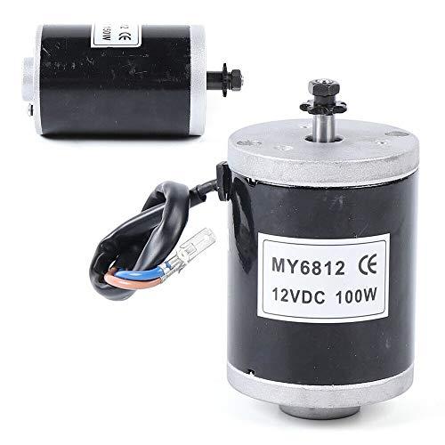 Motor eléctrico de cepillo MY6812 para patinete eléctrico, Go Kart, mini bicicleta...