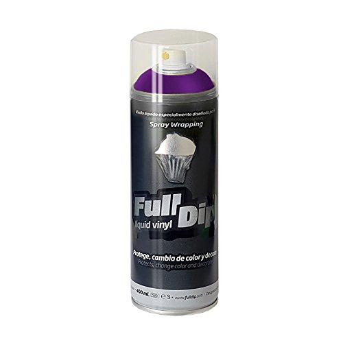 FullDip fld0208 Vinyle Liquide, Violet métallisé, 400 ML