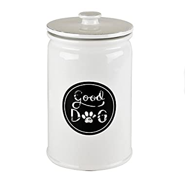 Blue Harbor Good Dog Treat Jar