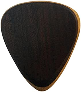 Clayton EFRS/3 Exotic Fuse Picks, Rosewood/Beech, 3-Pack