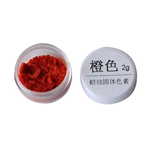 10 colores DIY vela cera colorante pigmento soja vela cera pigmento tinte para hacer vela perfumada