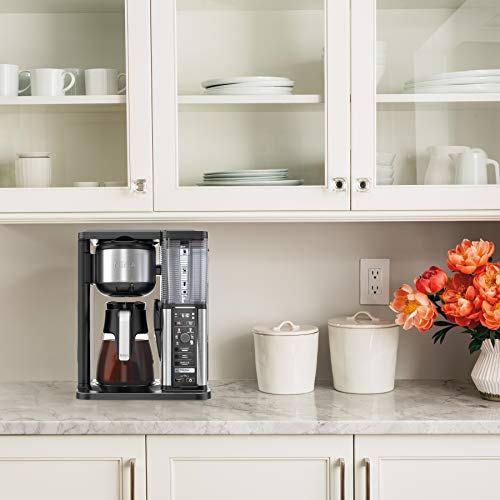 Product Image 9: Ninja Specialty Coffee Maker, with 50 Oz Glass Carafe, Black and Stainless Steel Finish
