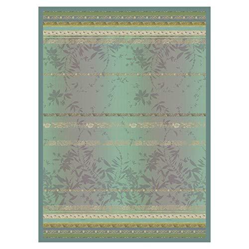 Bassetti - bassetti granfoulard plaid in scatola malve v1 verde idea regalo new - 270x250