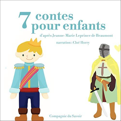 Couverture de 7 contes pour enfants