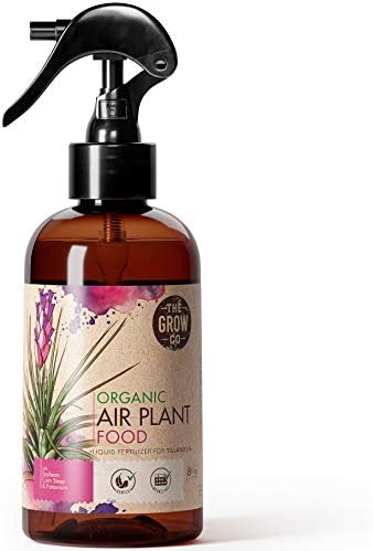 Organic Ready to Spray Air Plant Food Fertilizer Mist for Weekly Use Best for Live Tillandisa product image