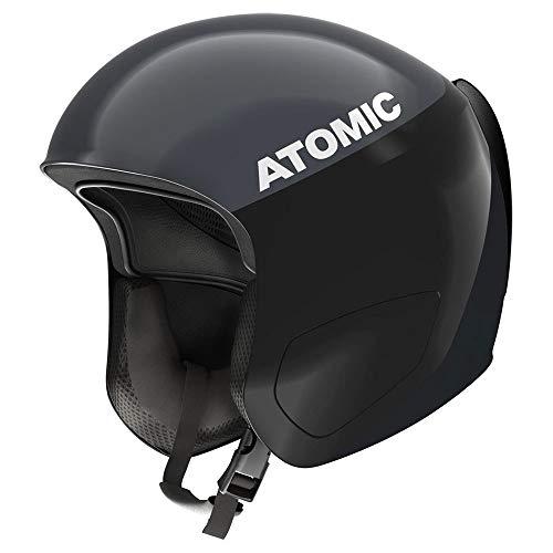 ATOMIC REDSTER Replica Helm, Erwachsene, Unisex, Schwarz (Schwarz), M