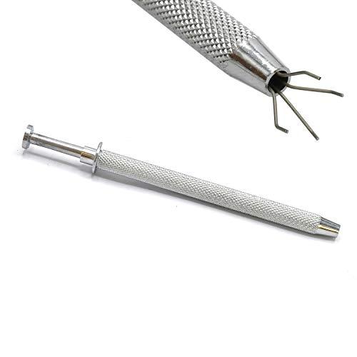 Lifeline Instruments Joyero & gemologists Gem Stone & Diamond Prong Pinza para Soporte Herramienta de Pantalla