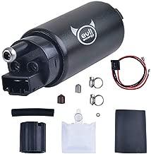 EVIL ENERGY EFI 255LPH Electric Intank Fuel Pump High Flow 43PSI Universal Black Kit