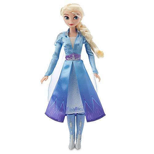 Disney Elsa Singing Doll - Frozen II - 11 Inches