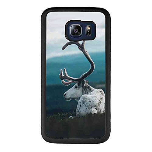 Goat Case TPU+PC Fit for Samsung Galaxy S6 Edge (5.1inch)