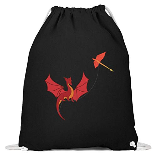Chorchester voor drakenvliegen en drakenfans - Katoen Gymsac