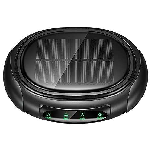 HE-XSHDTT Mini purificador de Aire, purificador de Aire para automóvil con Puerto USB, Desodorante, esterilizador, para Habitaciones pequeñas Eliminador de olores o bacterias.
