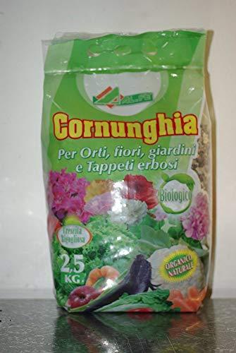 CORNUNGHIA CONCIME NATURALE DA 2,5 KG