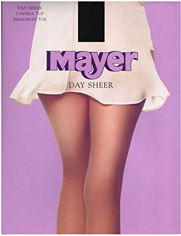 Berkshire Mayer Day Sheer Control Top Pantyhose 949
