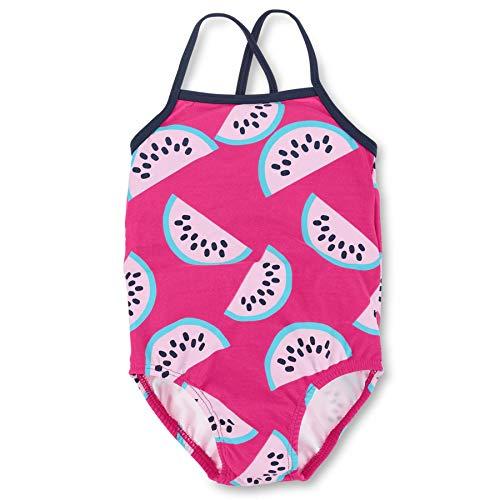 Sterntaler Baby - Mädchen Badeanzug mit Windeleinsatz, UV-Schutz 50+, Alter: 2-3 Jahre, Größe: 86/92, Farbe: Magenta