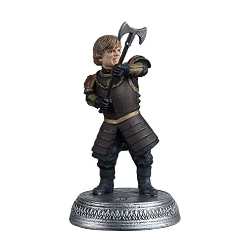 HBO - Figura de Resina Juego de Tronos. Game of Thrones Collection Nº 7 Tyrion Lannister